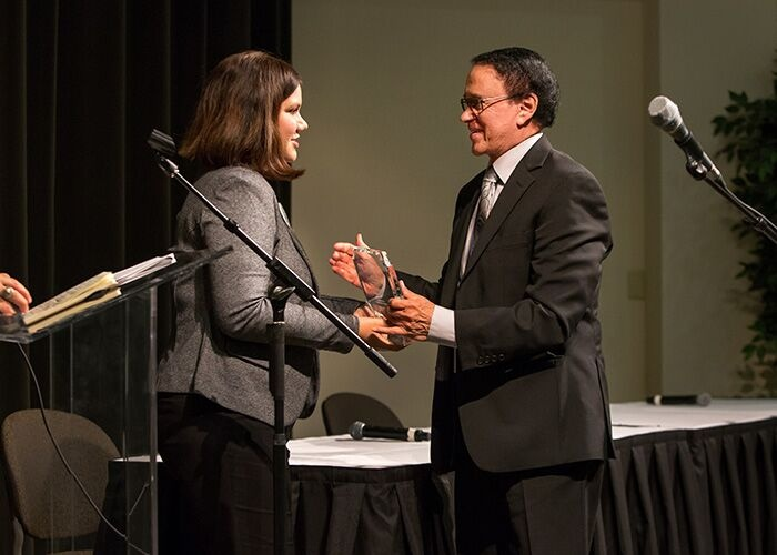 Sanchez awarded for lifetime of global impact