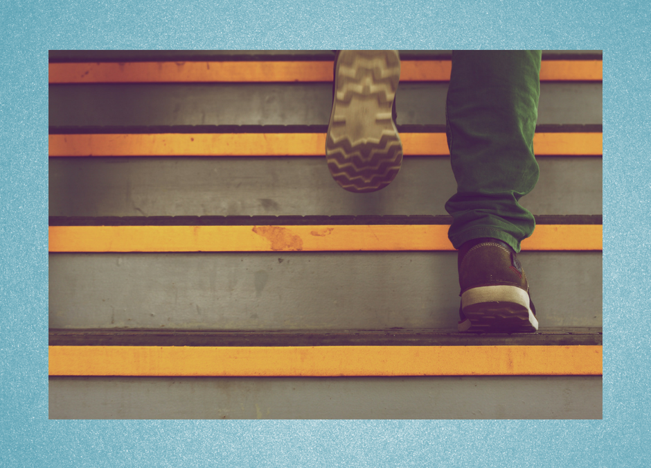 Education Sunday Devotional: Day 5 – Would You Watch Their Steps?