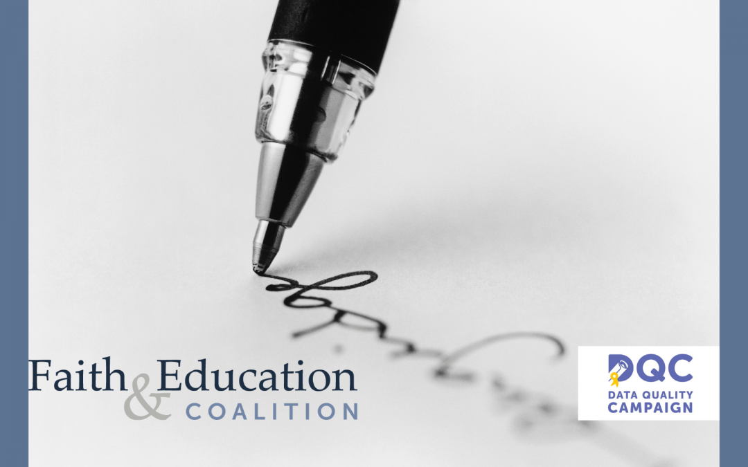 FE Coalition Joins 13 Advocacy Groups in Recommendations to the Dept. of Education