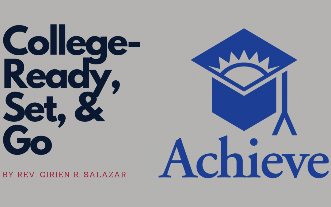 College-Ready, Set, & Go: Are Students in Your Church and State Ready and Set?