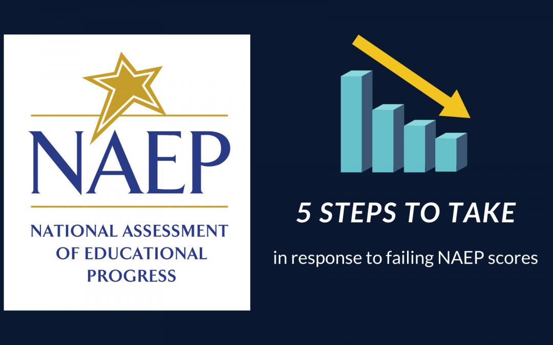 Cowen, Forte: 5 Steps to Take in response to Failing NAEP Scores