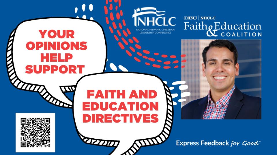 Faith and Education 30-day Fundraiser Campaign!